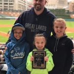 Tim Roberts honored by MHSBCA