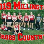 Millington cross-country harriers compete in Birch Run