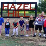 Hazel Hill Dedication Ceremony