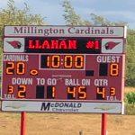 Freshmen Football wins opener