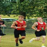 Millington cross-country harriers compete in Brown City Invite