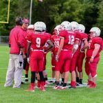 JV Football Defeats Ithaca