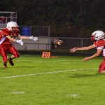 JV Football defeats Hemlock by 50