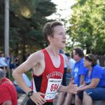 Cross Country team runs in Midland