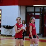 Pictures - Middle School Volleyball