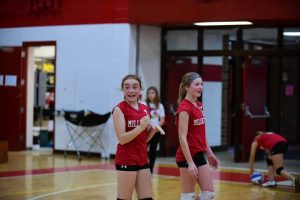 Pictures – Middle School Volleyball