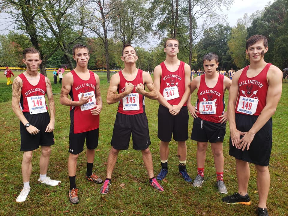 Cross Country Competes at Birch Run Fall Invitational