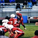 JV Football shutsout Nouvel