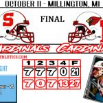 Millington defeats #3 Lutheran Seminary with 4th quarter comeback