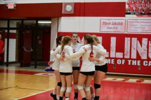 Pictures – JV Volleyball vs Hemlock