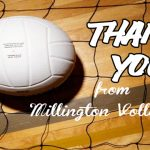 Millington Volleyball thanks their sponsors