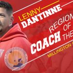 Dantinne Regional Coach of the Year