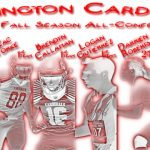 Cardinals place 6 on All-Conference Teams
