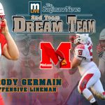 Germain 2nd Team Saginaw News Dream Team