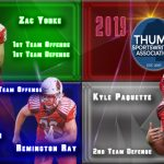 Millington well represented on All-Thumb football team