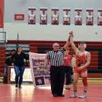 Sherman wins 100th career match