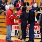Millington Athletics honors Gym Sponsors