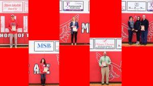 Millington Athletics honors Gym Sponsors