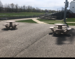 Picnic Tables Donated