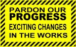 Cardinal Construction Updates