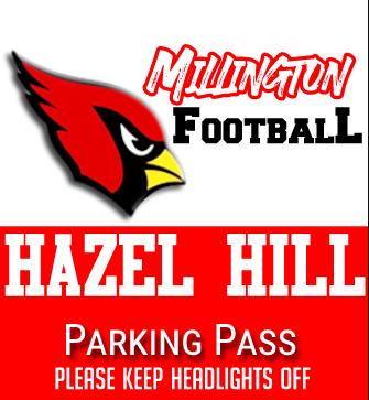 Hazel Hill Parking Guidelines