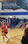 Girls Junior Varsity Volleyball beats Nouvel Catholic Central 2 – 0