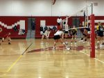 Girls Varsity Volleyball falls to Valley Lutheran 3 – 0