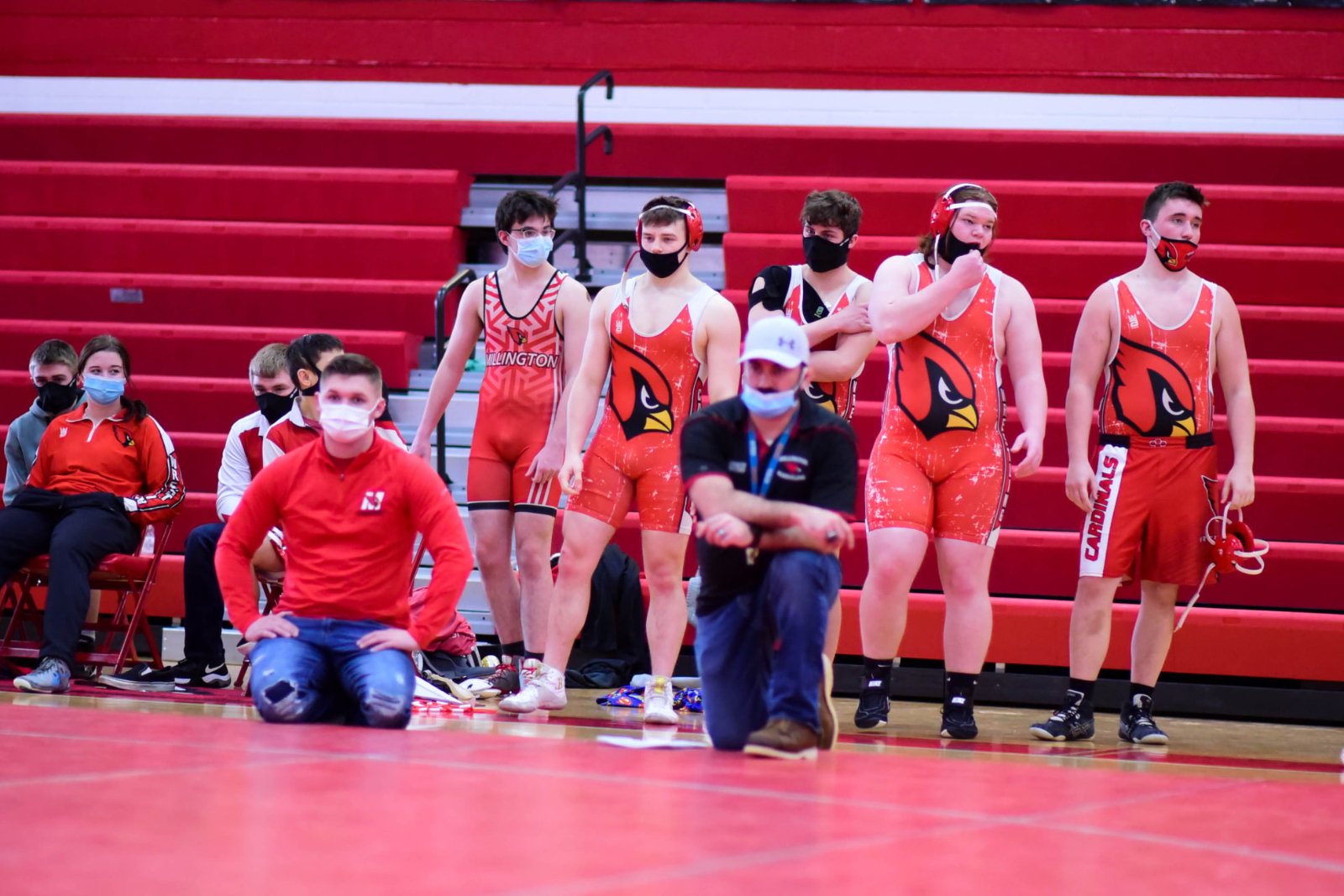 Varsity Wrestling 02/13