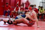 Coed Varsity Wrestling beats Byron Area 42 – 30