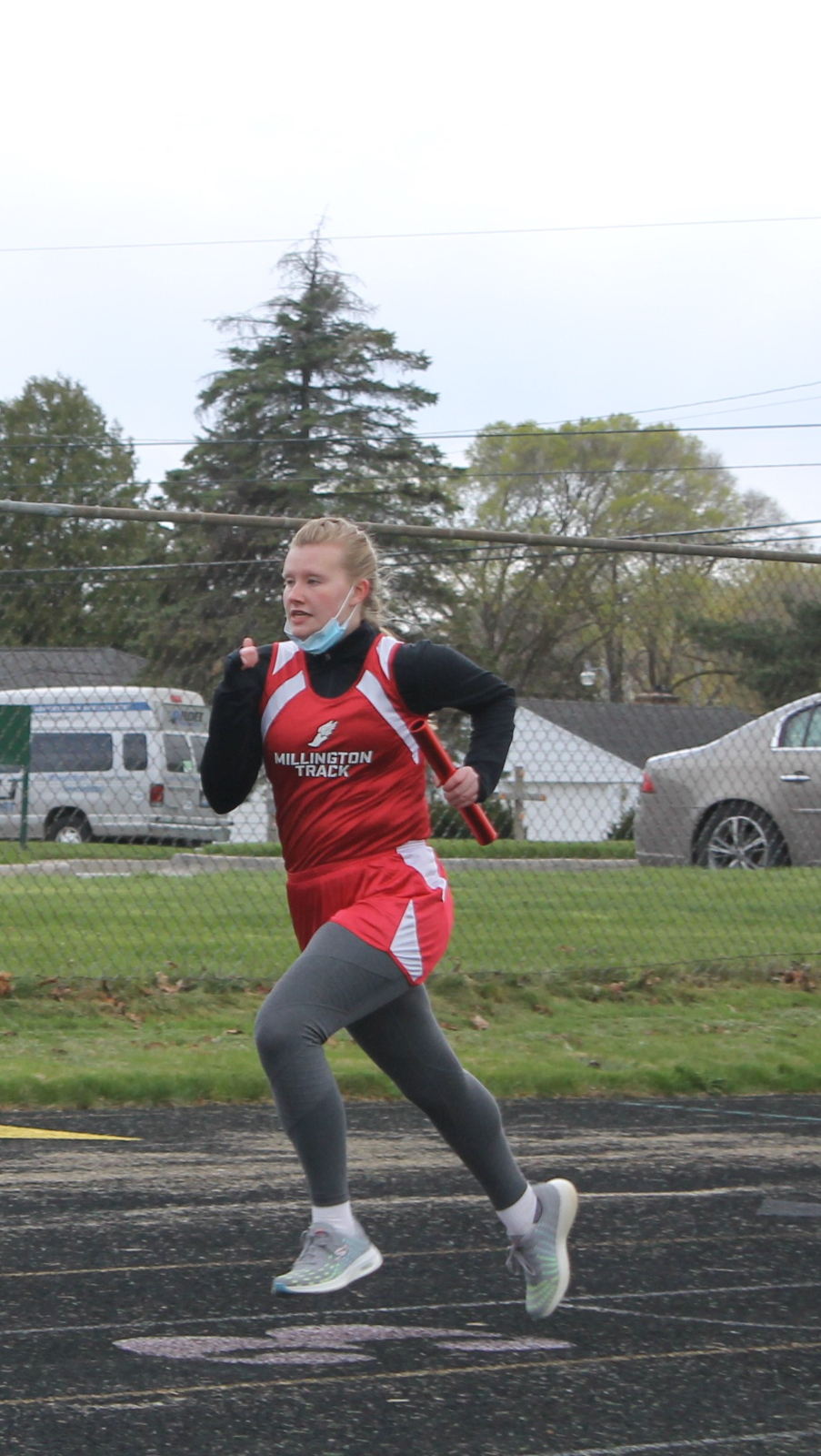 Track Competes in Hurd Invitational