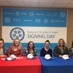 Six WHHS students commit to TCAT Springfield