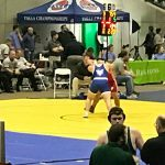 Wrestling: Dailey finishes 2-2 as a state finalist