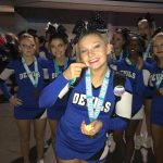 Cheer: Blue Devils finish 10th in Nationals