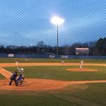 Baseball: WHMS scrimmages Gallatin