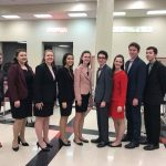 Speech: WHHS competes at National Qualifiers