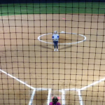 Video: Amanda Moore First Pitch