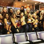 Dance: Diamond Girls perform at FedEx Forum