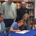 Soccer: Davis signs with Oakland City
