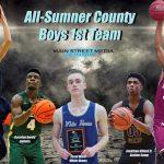 Basketball: Ward 1st Team All-County