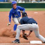Boys Varsity Baseball falls to Franklin County 13 – 0