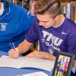 Story: Briley inks with Trevecca soccer