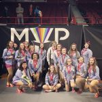 WHHS Winter Guard finishes 1st in state, 2nd overall