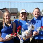 Tennis: Senior Girls Recognition