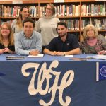 Story and Video: Schaffer signs with Lindsey Wilson