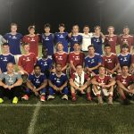 Soccer: Briley, Lamberth named All-Stars
