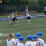 Football Photos: 7-on-7 at PJPII