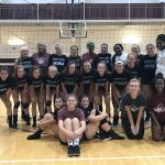 Volleyball: Camp at Alabama A&M