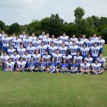Football: Middle School team photo and schedule