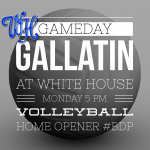 Volleyball: Home Opener Monday 5 p.m.