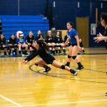 Volleyball: Lady Devils move to 2-0 by beating Indians